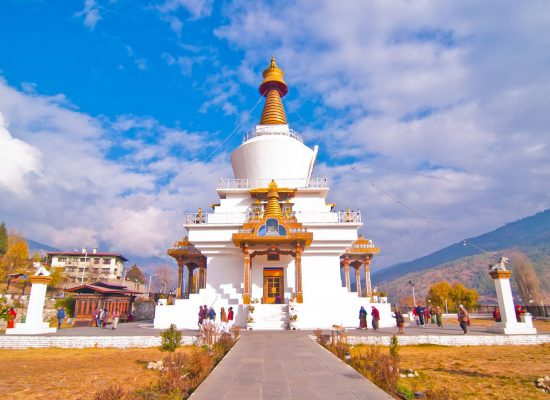 Memorial-chorten-Thimpu